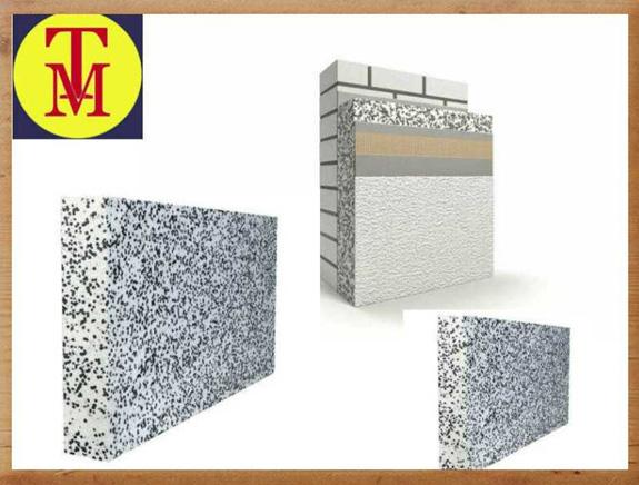Fassadendammplatten Dalmatiner