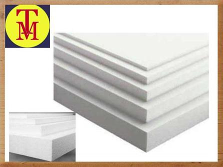Fassadendammplatten Weiss